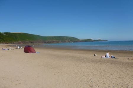 Freshwater east holiday home - Pembrokeshire - Nyaraló