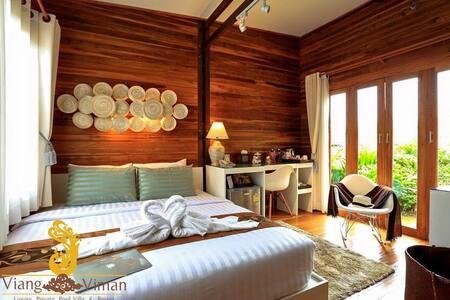 Viangviman Luxury Private Pool Villa&Resort-S2