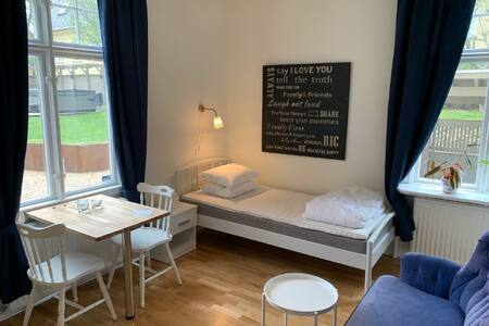 Newly renovated apartment in Växjö center