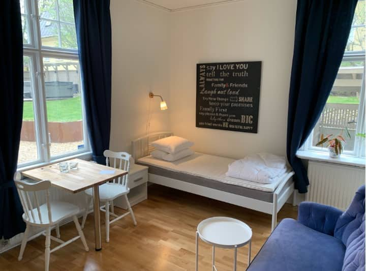 Newly renovated apartment in Växjö center