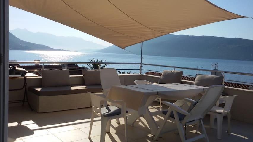 Sea view Penthouse - Herceg - Novi - อพาร์ทเมนท์