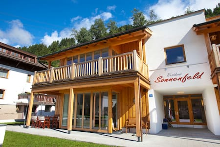 NEW! Ski Apartment Sonnenfeld Top1 - Neukirchen am Großvenediger - Apartamento