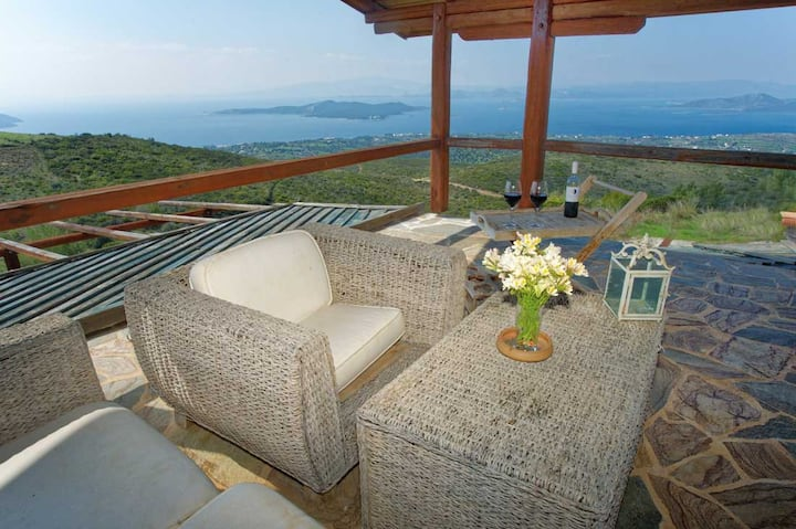 LEVI HOUSE-PRIVACY IN NATURE-AMAZING SEA VIEW