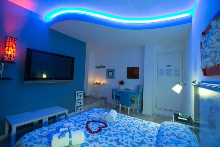 VERSOMARE - Sea Holiday Room GRECALE