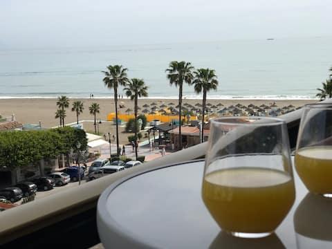 Beach Front Luxury Apartment