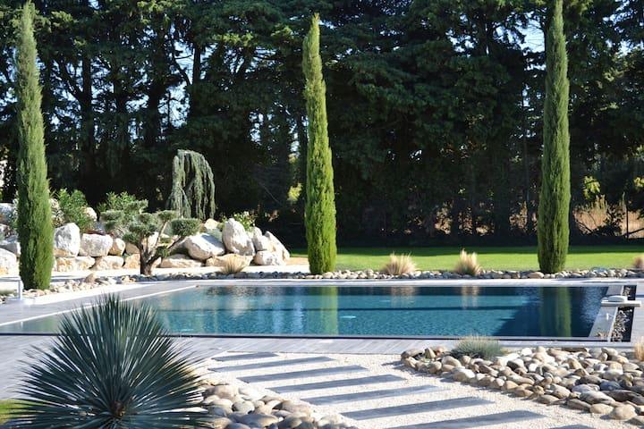 La campagne d'Alessia, propriété avec piscine