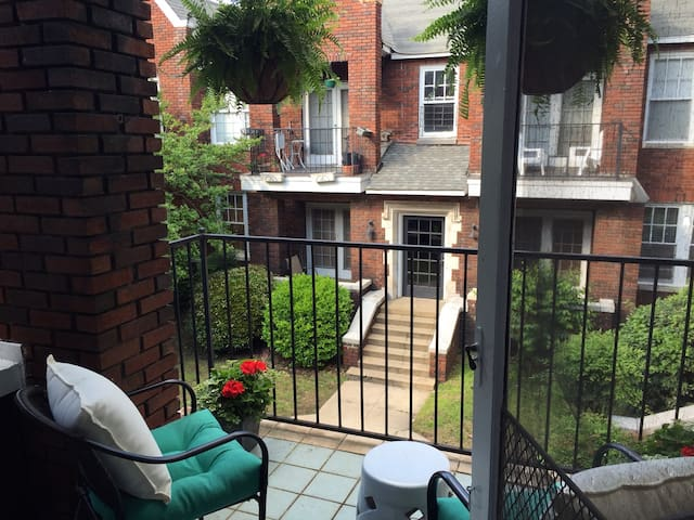 Charming Apt in Highland Park - Birmingham - Apartment