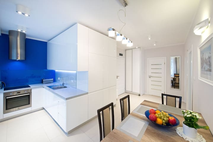 Apartment in the heart of Gdańsk!