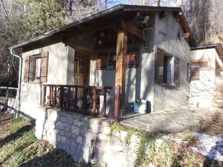 Maison confort dans la nature à LLO: 2,4,6 Pers