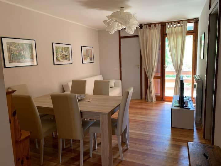 Appartamento Sauze d'Olux via Clotes