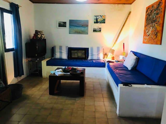 Alquiler Casa en Quequén. A 100 mts. del Mar.