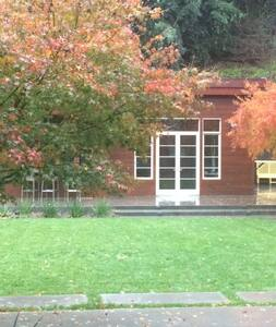 CA Home and Design Featured Property - Portola Valley - Guesthouse
