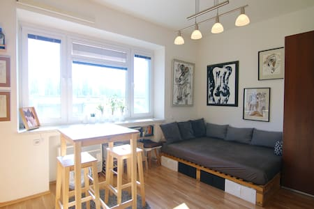 Beautiful apartment Rybníček - Brno - Apartmen