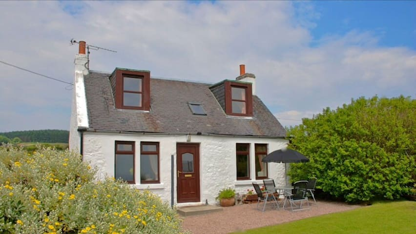 Drumla Cottage - Drumla Farm Holiday Cottages - Kildonan - House