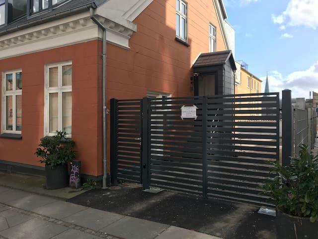 Cosy apartment i Aarhus city