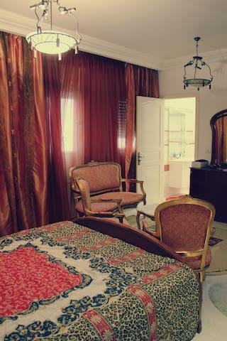Cozy Suite near Airport - Cebalat Ben Ammar