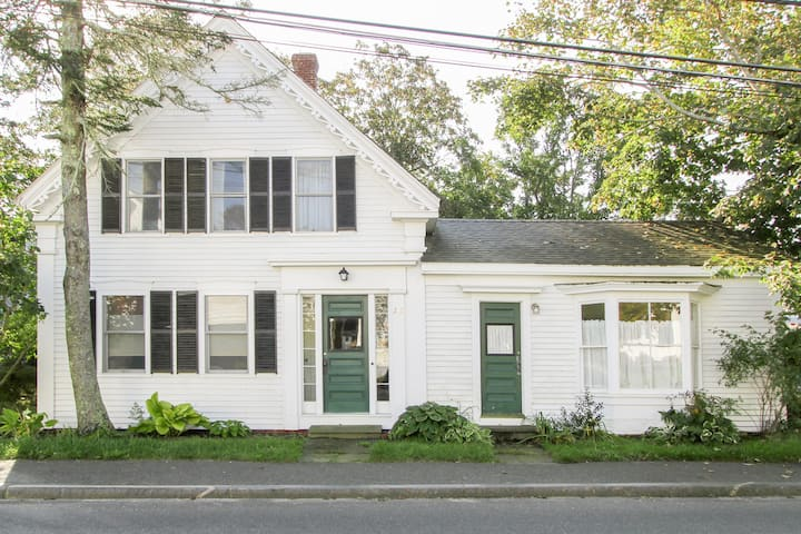 Updated Historic Downtown Home - Near Harbor