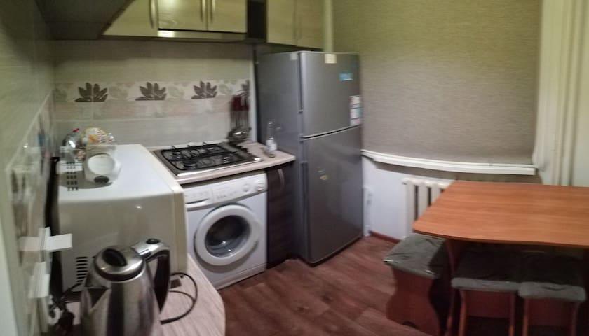Чистая и уютная двух комнатная квартира