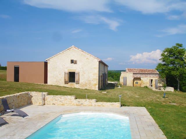 Chez François - the perfect hideway in Dordogne! - Saint-Avit-Sénieur - Rumah