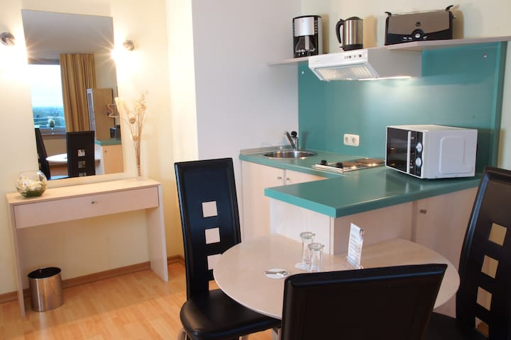 2-Raum-Apartment Deluxe - Markkleeberg