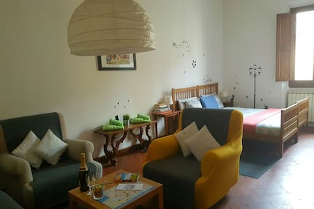 Cozy double room in the city center - Firenze - Apartment
