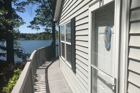 Azalea Cottage- Quiet Cove Bouy 4 with Boat Dock