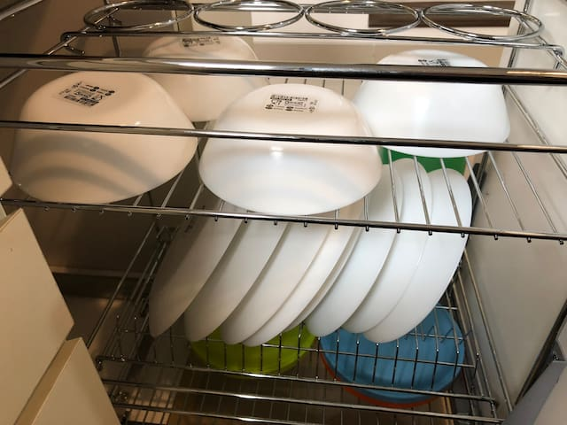 plates, bowl, kids' plates