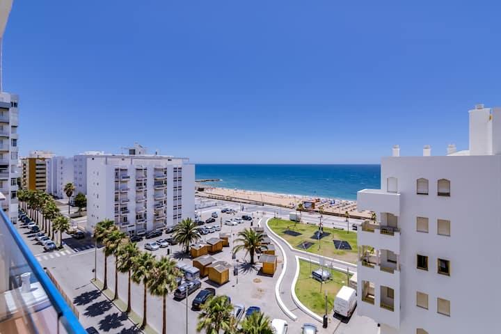 Mar apartment wonderful view - Quarteira