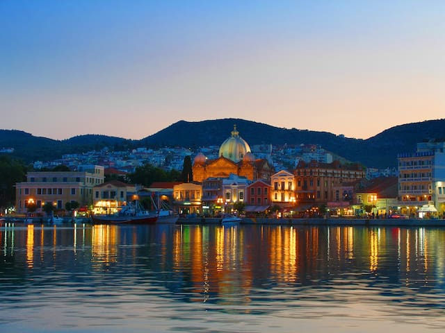 Attractions in Lesvos
