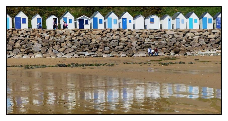 La petite maison des dunes.
