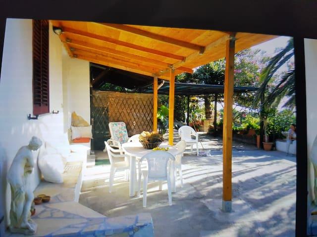Casa Pisturri comodita' natura mare