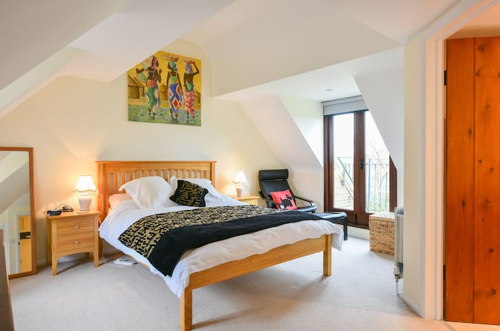 Tranquil, stunning views, E. Sussex - Wadhurst - Apartamento
