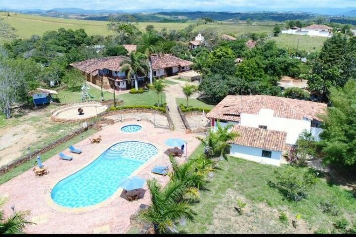 Hotel Campestre en Barichara