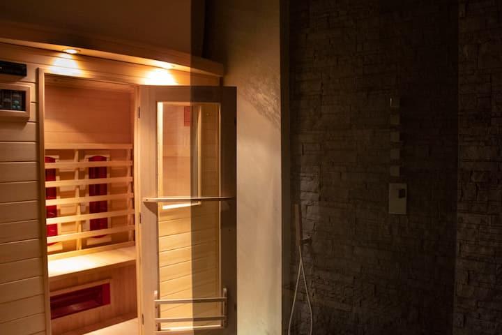 Villa Montedonzelli B&B room Superior  SPA privata