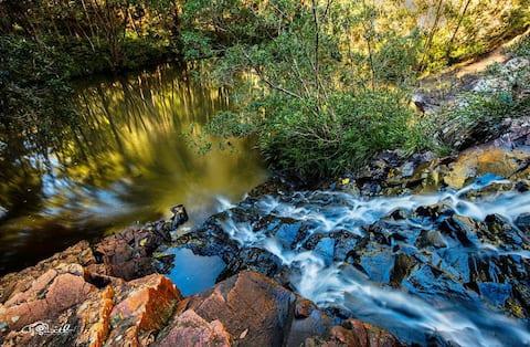 Gypsy Falls Exclusive Bungalows - Litoria Bungalow