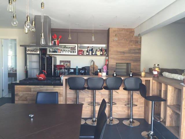 COBERTURA DUPLEX LINDA - Curitiba - Apartamento