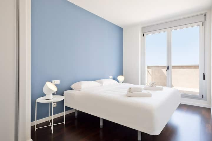 Olala Port Forum Apartment 1.3(115)
