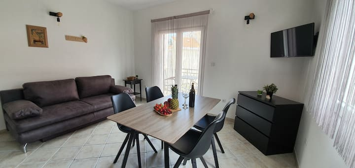 Charming Apartment in the 2nd row to the Beach