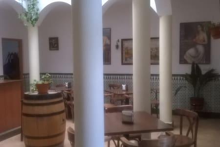 Bed & breakfast Casa Mezquita. Cabo de Gata - Carboneras - ที่พักพร้อมอาหารเช้า