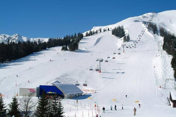 Appartment in den Alpen inklusive GRATIS SKIPASS!