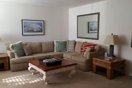 Mammoth Lakes Sierra Manors # 120 - Mammoth Lakes - Wohnung