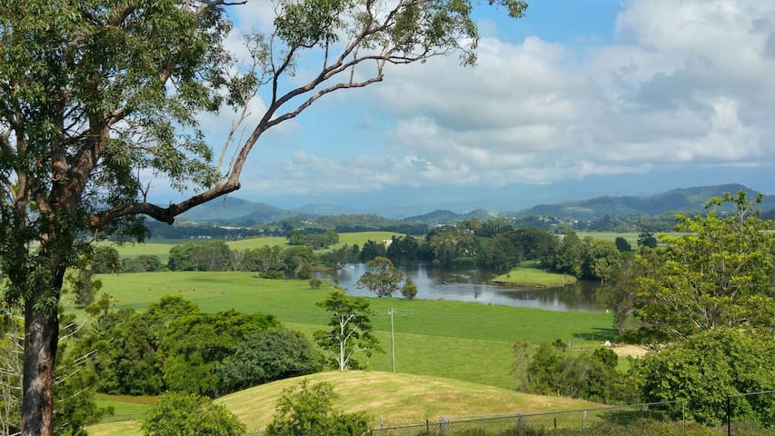 Northern Rivers peaceful mountain views - Murwillumbah - Bed & Breakfast