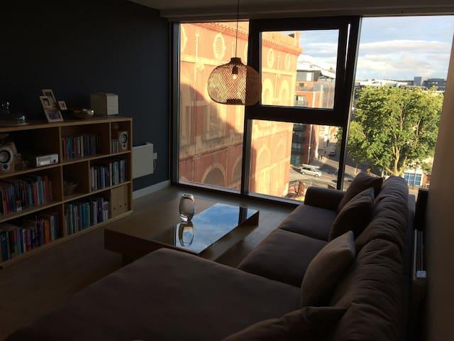 Modern, high spec. one bedroom central apartment - Bristol - Lejlighed