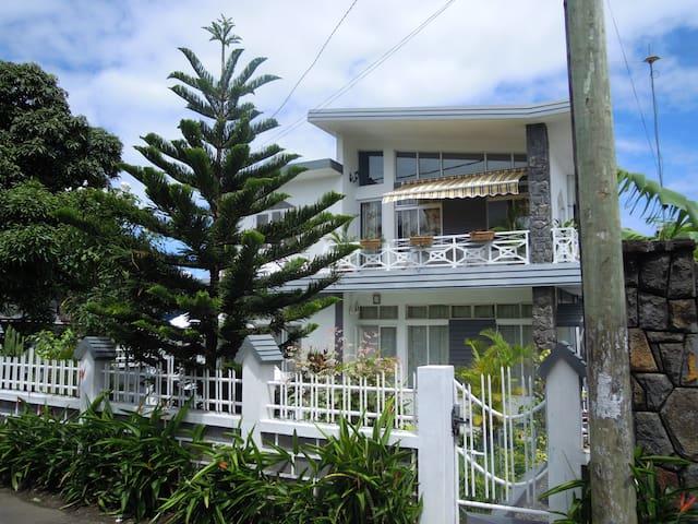 Villa Macanah - Individual Reisende aufgepasst! - Plaine Magnien - Departamento