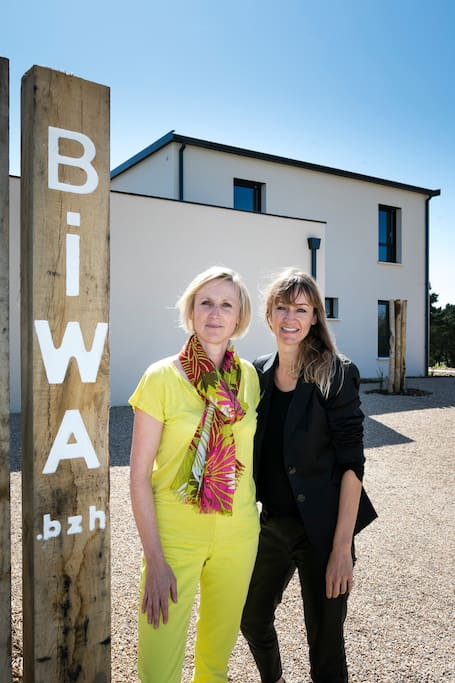 BIWA official kick-off with Be a Johnson from zerowastehome. Photo: Pascal Léopold for BIWA