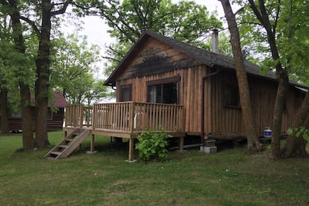 Lake of the Woods - cabin 3 - sleeps 4 adults