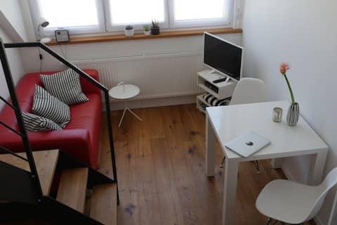 Kleines Studio Appartement, neu und charmant