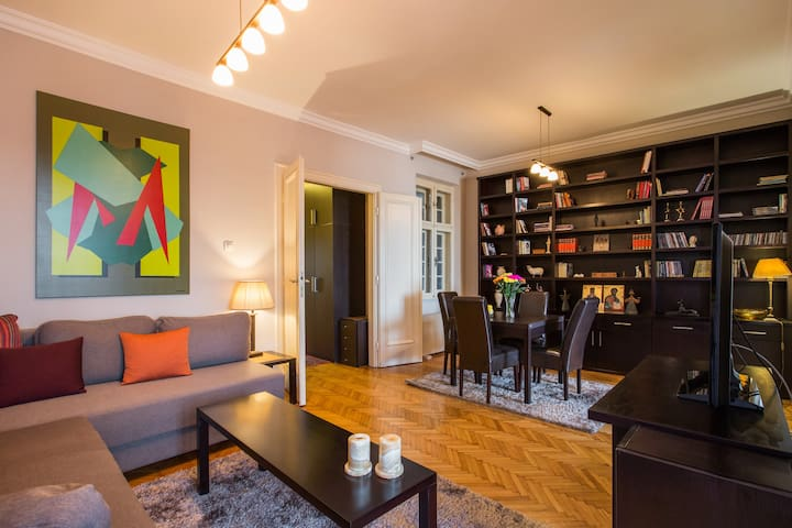 NEW Apartment THE VIEW 80m2/6P CITY CENTER