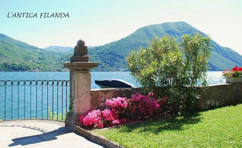 L'ANTICA FILANDA - Cima - Kondominium