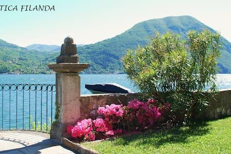 L'ANTICA FILANDA - Cima - Wohnung